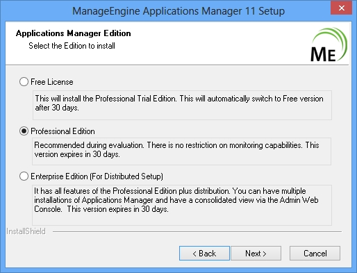 Product Review: ManageEngine Applications Manager 11