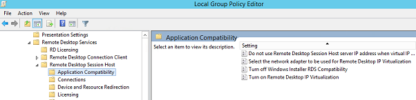 Microsoft RDS Policies explained (Part 2)