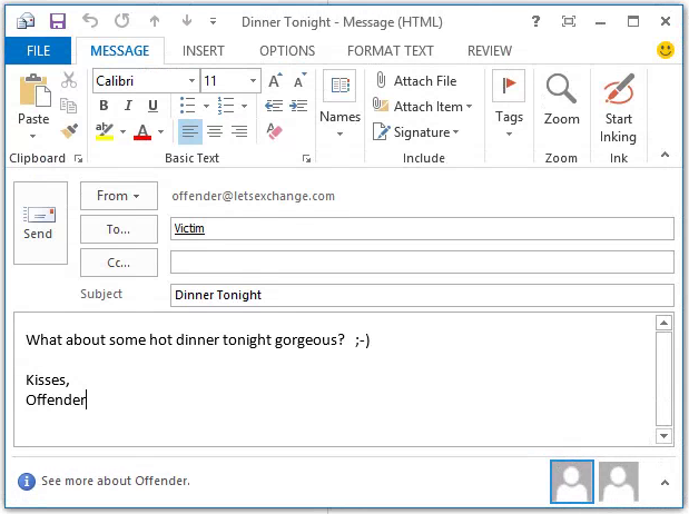 E-mail Forensics in a Corporate Exchange Environment (Part 3)