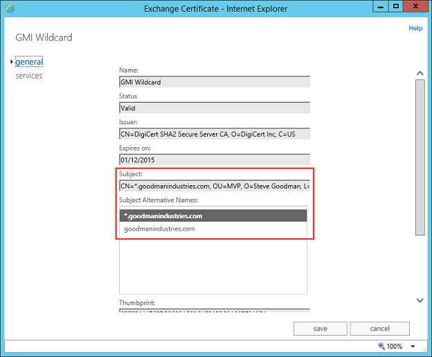 Microsoft Exchange Server 2013 Using The Hybrid Configuration