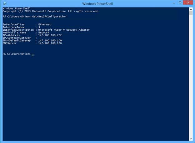 Interacting with TCP/IP Through PowerShell (Part 4)