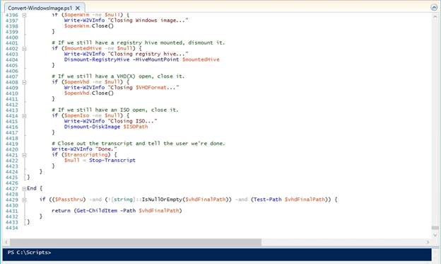 Best Practices for PowerShell Scripting (Part 1)
