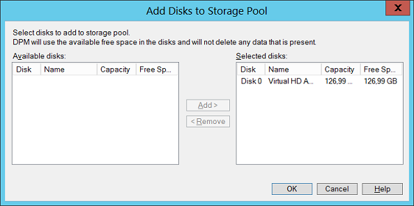 how to add a disk in zpool