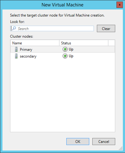 how to create vierual machine usin hyperv