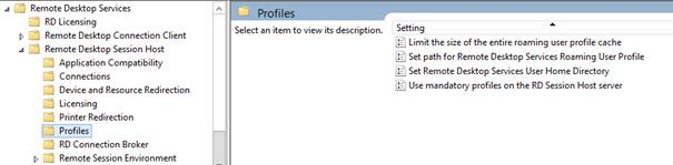 Microsoft RDS Policies explained (Part 3)
