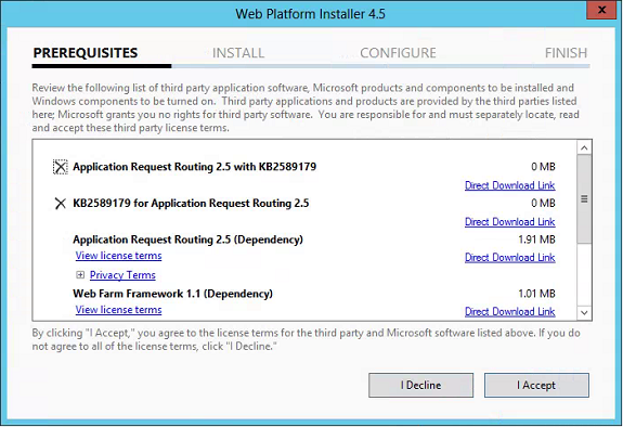 IIS Application Request Routing (Part 1)