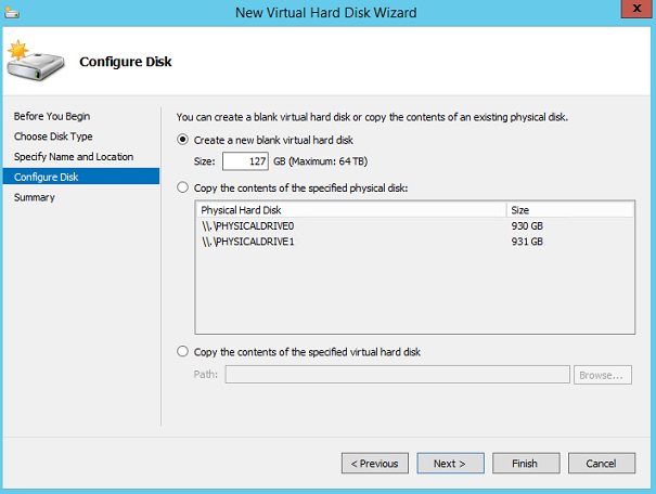 Understanding and Using Shared VHDX in Windows Server 2012 R2