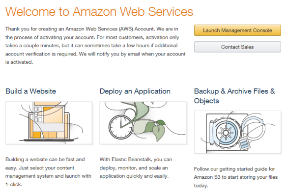 Getting Started with AWS (Part 1)