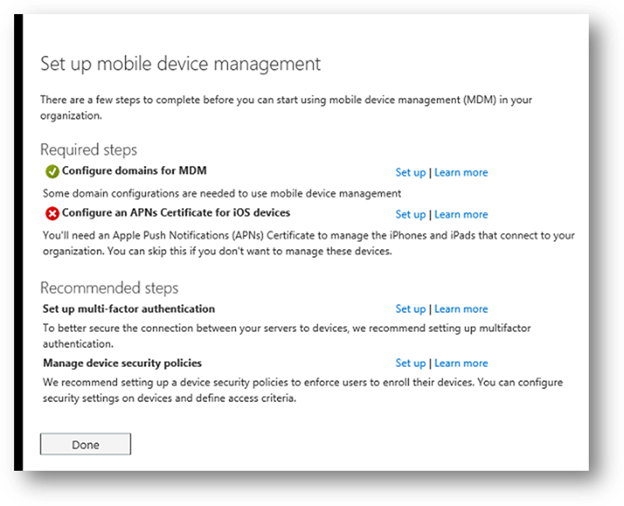 Mobile Device Management in Exchange Online (Part 1)