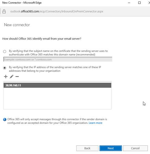 Exchange Server 2016 and Microsoft Cloud (Part 7)