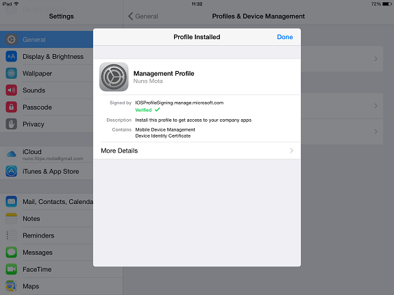 Mobile Device Management in Exchange Online (Part 3)