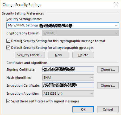 Email Security with Digital Certificates (Part 5)