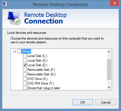Transfer Files Via Rdp Session Disconnected