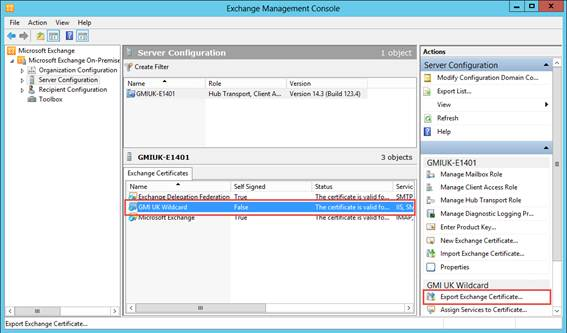 Migrating a small organization from Exchange 2010 to Exchange 2016 ...