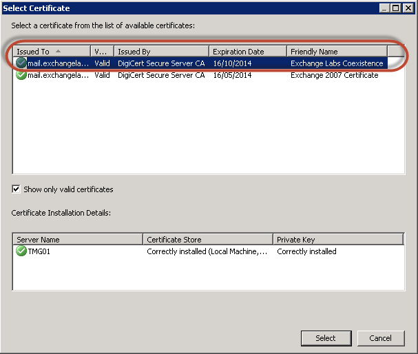 Planning And Migrating A Small Organization From Exchange 2007 To