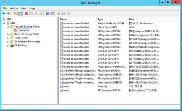 Windows Server 2012 DNS (Part 2)