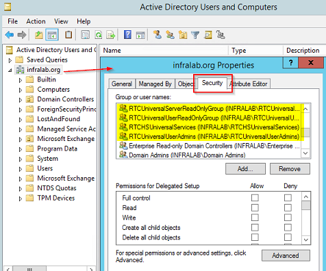 Deploying Skype for Business Server (Part 1) Preparing